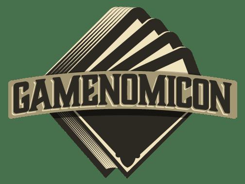 Gamenomicon Logo